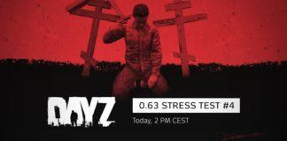 DayZ 0.63 Stresstest #4