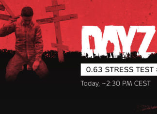 DayZ - 0.63 Stresstest #8