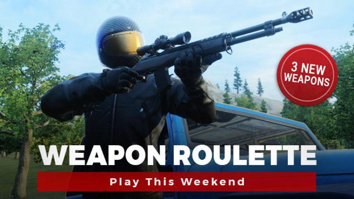 H1Z1 Weapon Roulette