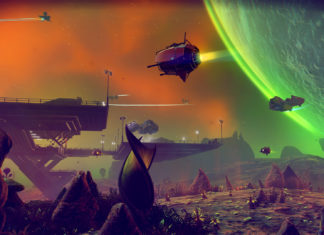 No Man's Sky NEXT Update Multiplayer