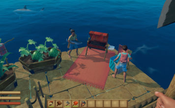 Raft Steam Early Access Release