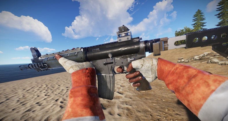 Rust - First Person Clothing