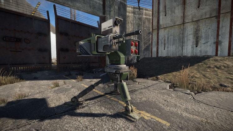 Rust Sentry