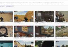 Twitch PUBG-Filter