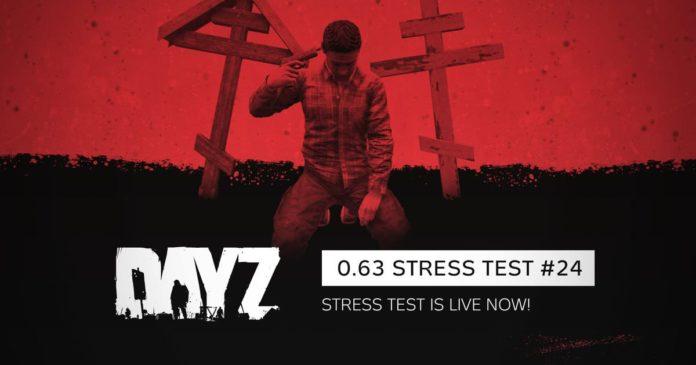 DayZ 0.63 Stresstest #24