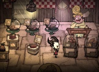 Don't Starve: Hamlet DLC Trailer