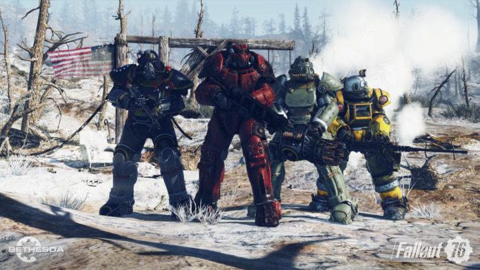 Fallout 76 E3 2018