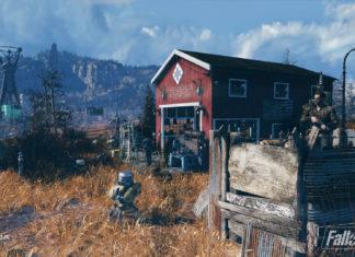 Fallout 76 C.A.M.P. Basebuilding