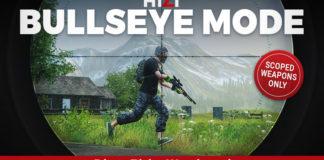 H1Z1 Aracade Mode Bullseye