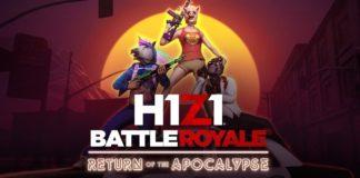 H1Z1 Outbreak-Update