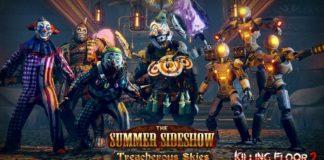 Killing Floor 2 Summer-Sideshow Update