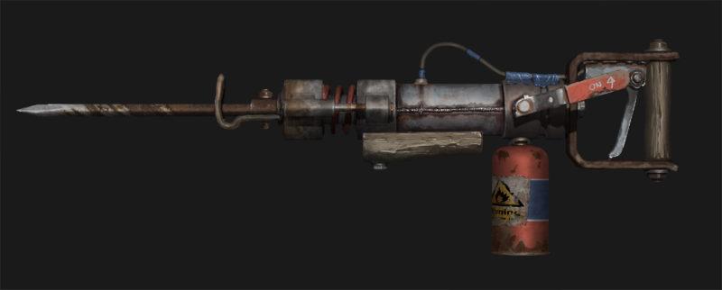 Rust Puzzle Update - Presslufthammer