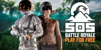 SOS: Battle Royale kostenlos spielbar