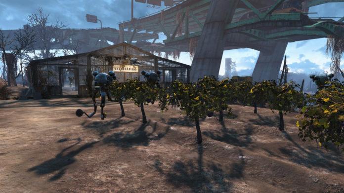 Fallout 4 Graygarden