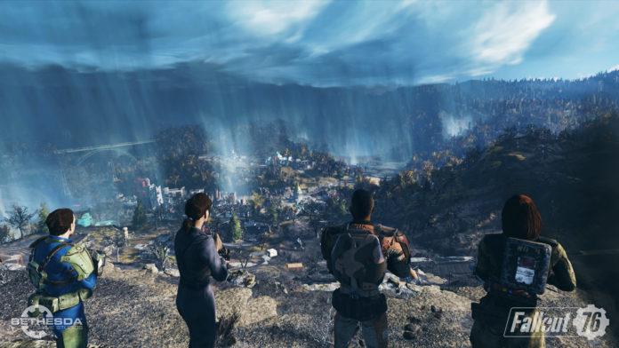 Fallout 76 Schnellreise & PvP