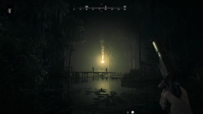 Hunt: Showdown Spawnpunkte-Karte