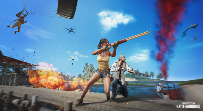 PlayerUnknown's Battlegrounds - Event Modus: Huntsmen and Marksmen