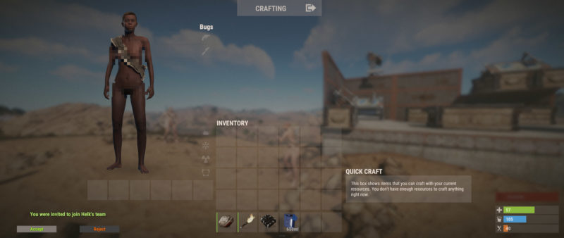 Rust - Team Update