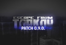 Escape from Tarkov - Patch 0.9.0