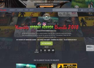 Humble Spooky Horror Bundle 2018
