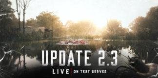 Hunt: Showdown Update 2.3 Testserver