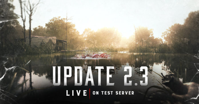 Hunt: Showdown Update 2.3 Testserver