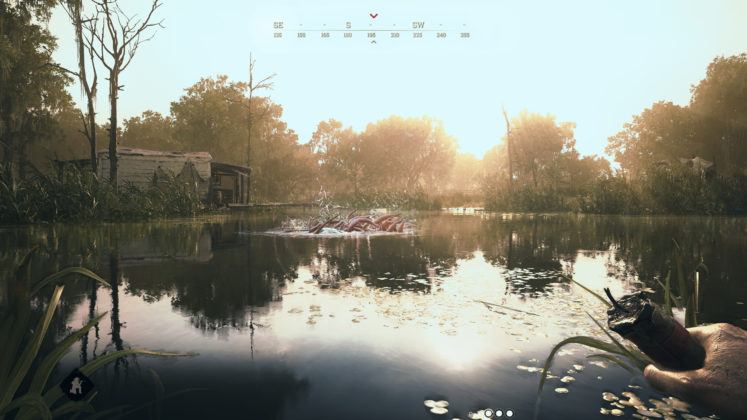 Hunt Showdown Update 2.3 Wasserteufel Water Devil