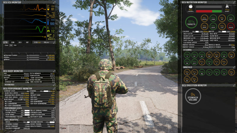 SCUM Multiplayer Häftlings-Survival Spielvorstellung