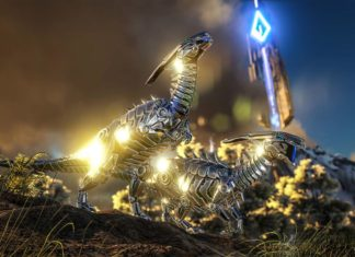 ARK: Survival Evolved Extinction Chronicles IV TEK Parasaurus