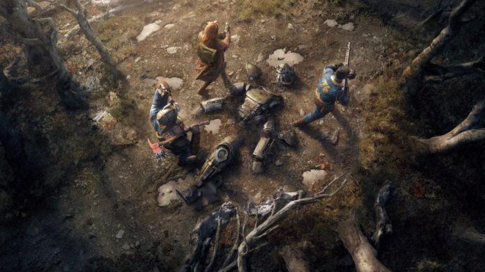 Fallout 76 - Spielerzahl Story Quest Spielwelt