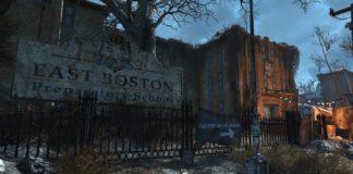 Fallout 4 East Boston Preparatory School