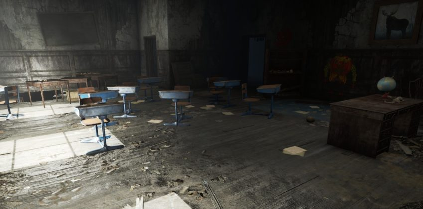 Fallout 4 East Boston Preparatory School