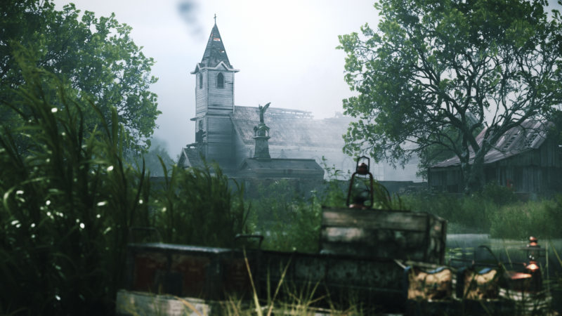 Hunt: Showdown Healing Waters Church Story