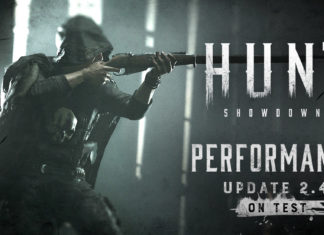 Hunt: Showdown Performance Update 2.4 Testserver