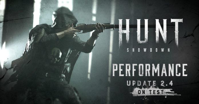 Hunt: Showdown Performance Update 2.4 Testserver