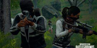 PUBG Event-Modus Silent and Violent