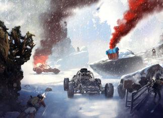PUBG Winterkarter Dihor Otok