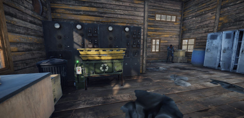 Rust Performance Update - Bandit Town Recycler