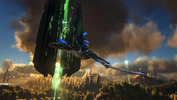 ARK Extinction Chronicles V TEK Quetzal