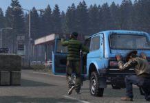DayZ Stresstest Fahrzeuge