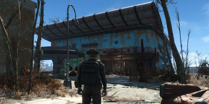 Fallout 4 Shaw-Highschool