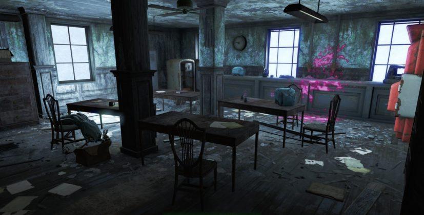 Fallout 4 Suffolk County Charter School