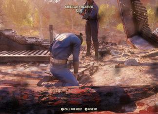 Fallout 76 Hunter/Hunted PvP Radiosender