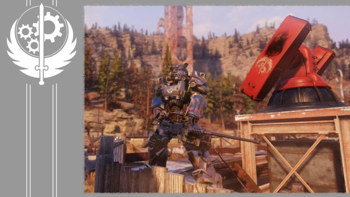 Fallout 76 stählernde Bruderschaft