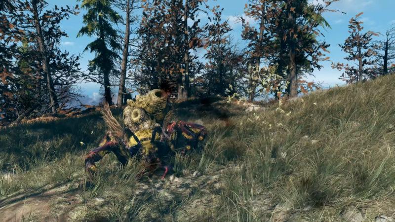 Fallout 76 Honey Beast