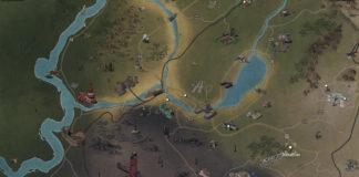 Fallout Karte