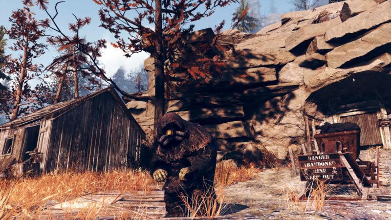 Fallout 76 Mole Miner