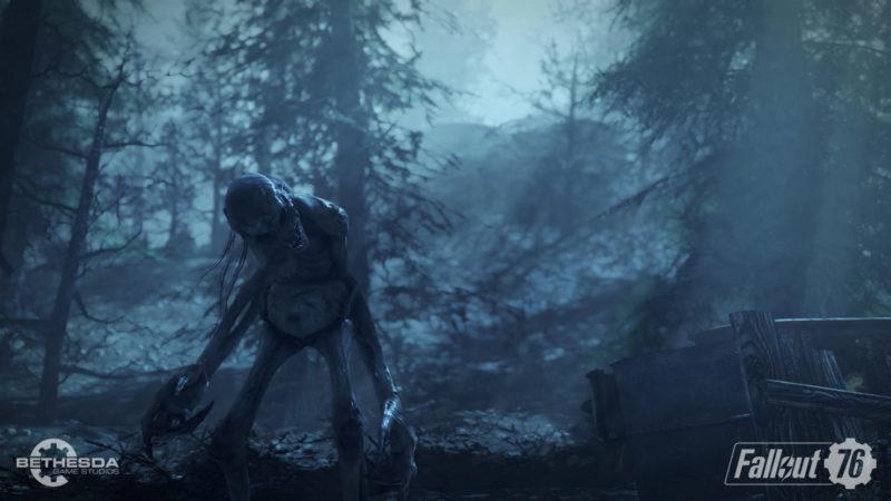 Fallout 76 Wendigo