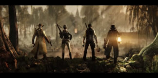 Hunt: Showdown Third Person Prototyp - Hunt: Horrors of the Gilded Age