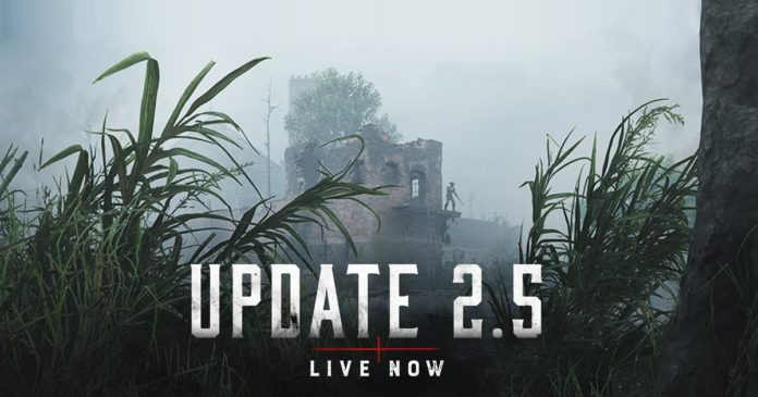 Hunt: Showdown Update 2.5 Liveserver